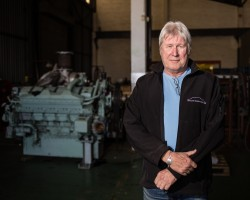 Adam de Jong retires after 39 years of service